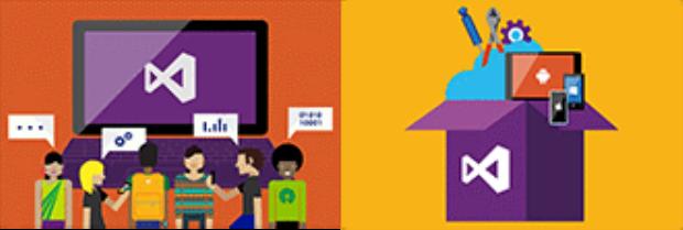 Nuevas versiones de Visual Studio