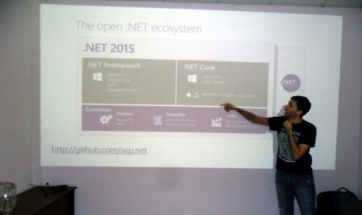 Presentación de ASP .Net 5.0