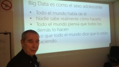 Big Data, interesante charla