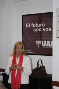 Mg. Susana Darín - UAI