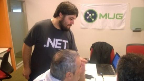 Mariano Sanchez - Taller Dev Net Apps for UWP