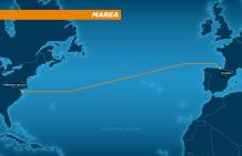 Nuevo cable submarino entre EEUU y Europa