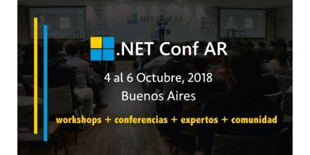.NET Conf AR en Buenos Aires
