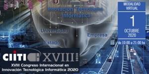 XVIII Congreso Internacional en Innovación Tecnológica Informática 2020