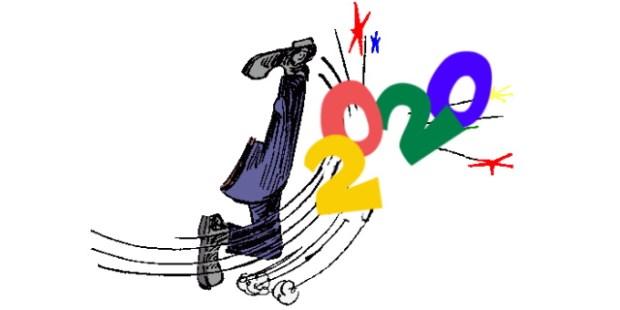 ¡¡¡ Chau 2020 !!!