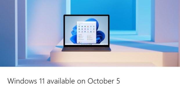 Microsoft anuncia lanzamiento de Windows 11